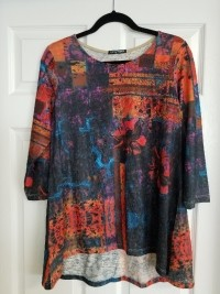 multi tunic shirt